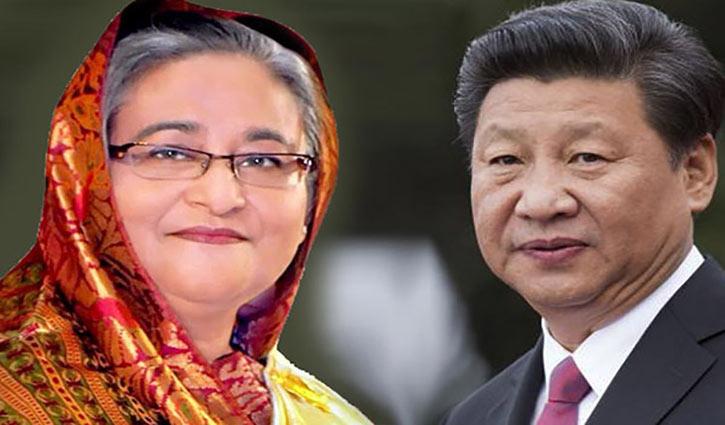 Chinese president praises Sheikh Hasina's letter on coronavirus assistance