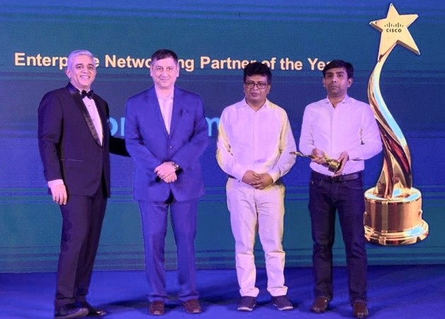 Cisco Systems arranges 'Circle of Excellence Award Night'