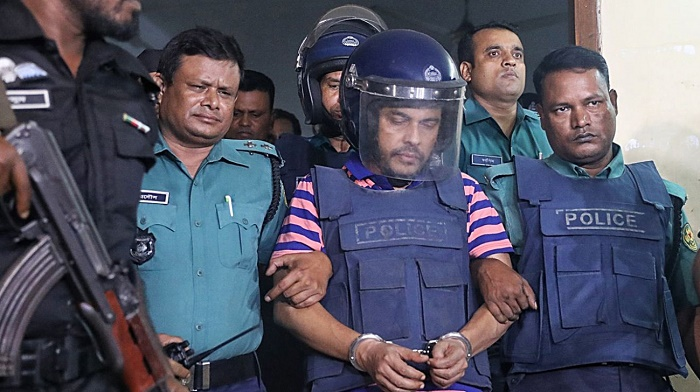Khaled Mahmud Bhuiyan indicted in drugs case