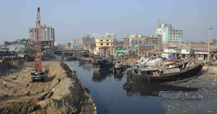 Third master plan soon to save five rivers: Minister
