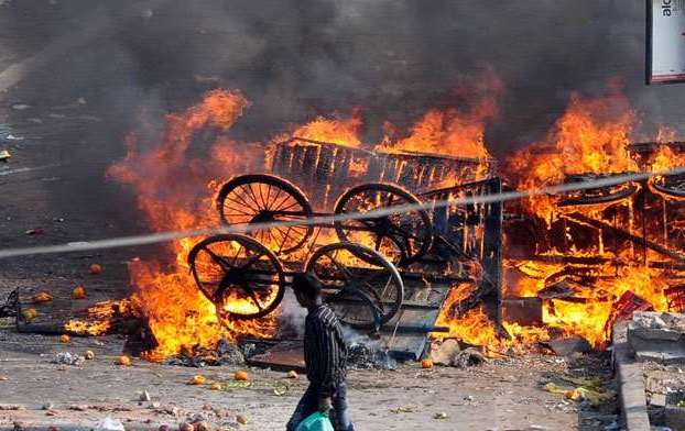 Death toll rises to 34 in Delhi violence
