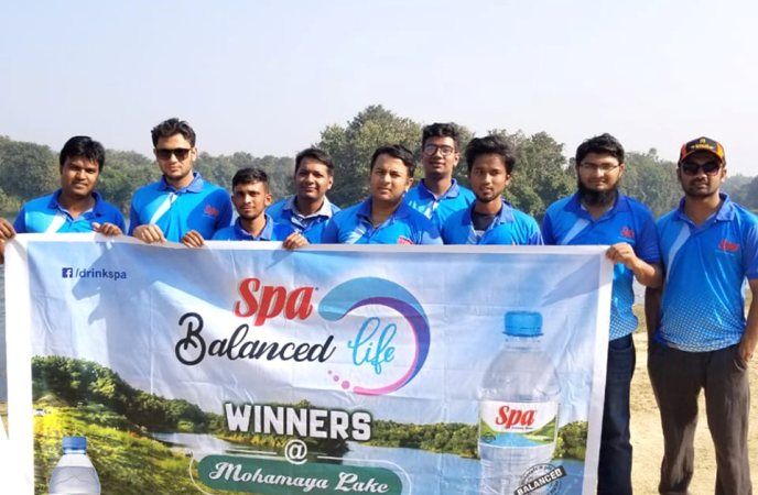 'Balanced-Life' story contest winners visit Mohamaya Lake