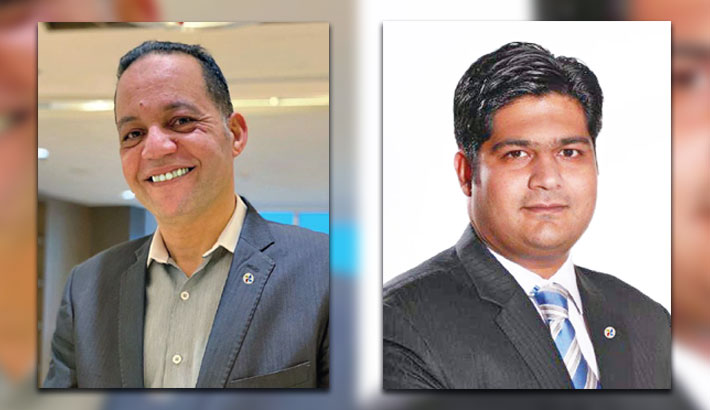 Four Points By Sheraton Dhaka gets 2 directors