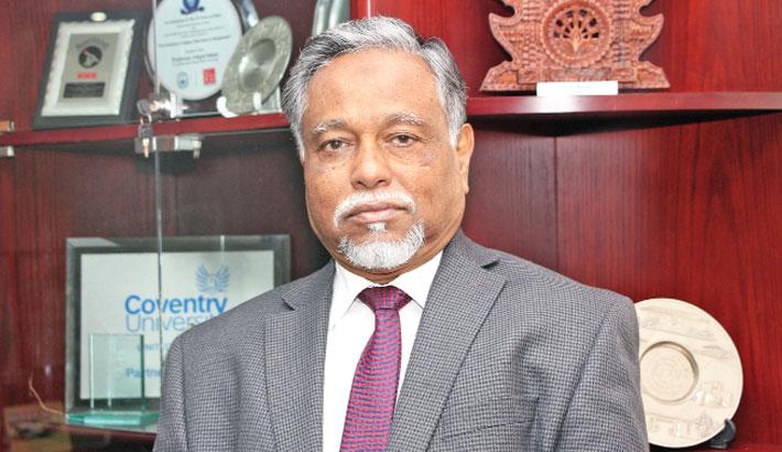 Prof Atiqul Islam reappointed NSU VC
