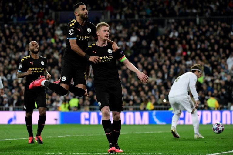 De Bruyne inspires late turnaround as City stun Real Madrid