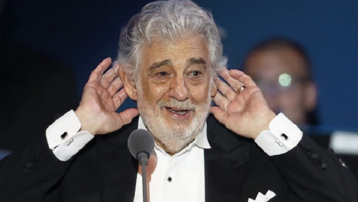 Spain axes Placido Domingo from Madrid performances
