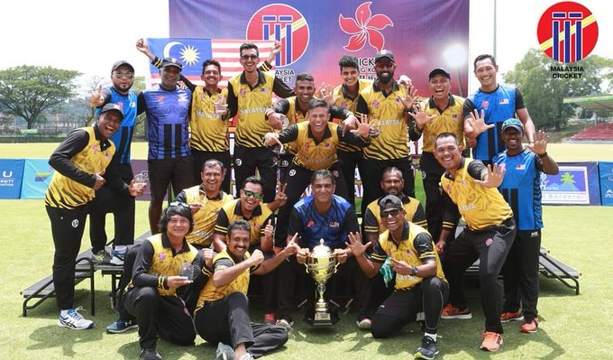 Malaysia complete record-breaking 5-0 whitewash of Hong Kong