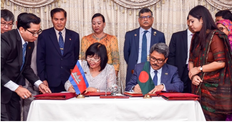 Rohingya Repatriation: Cambodia to support Bangladesh within ASEAN framework