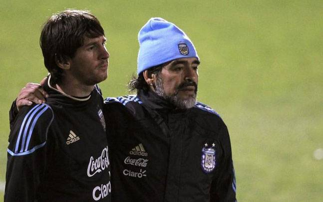 Leo would not be able to do what I did in Napoli: Maradona