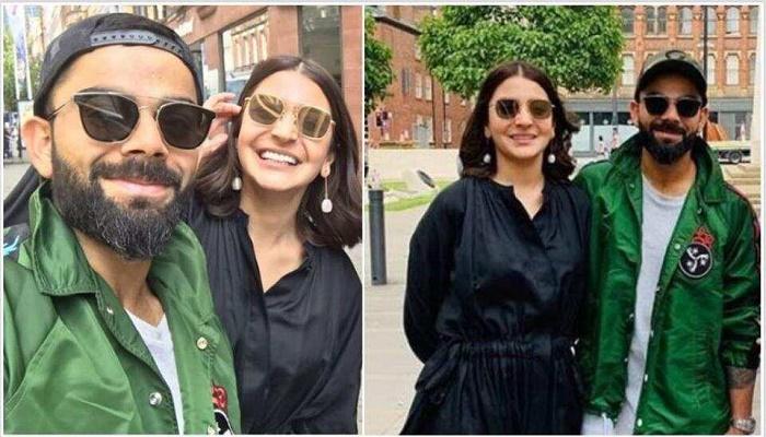 Anushka Sharma and Virat Kohli go grocery shopping in New Zealand