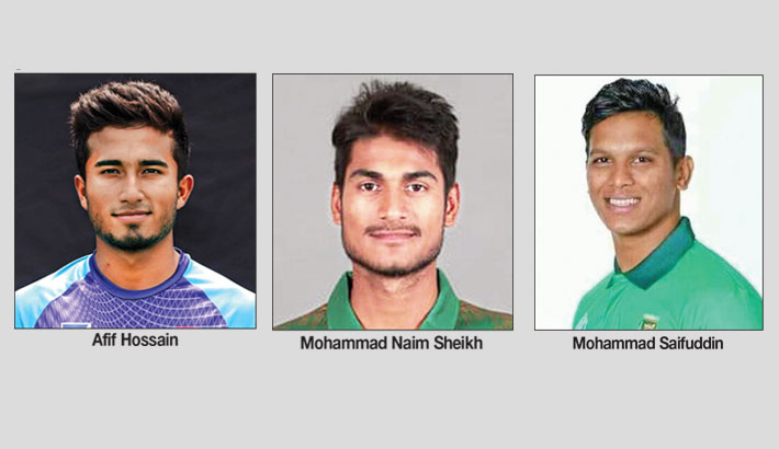 Youngsters eye ODI glory