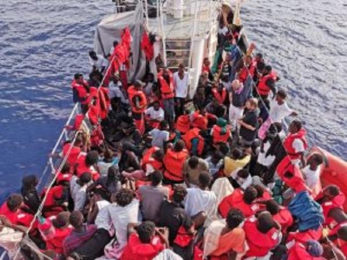 UN agency says 35 migrants rescued off Libyan coast