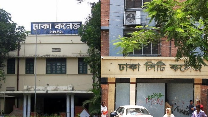 Three City College students arrested over clash with Dhaka College