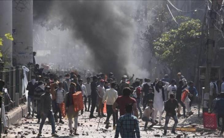 Delhi violence death toll climbs to 42
