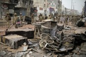 Scars of violence haunt India's capital after deadly riots