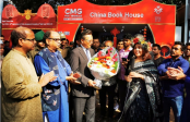 Chinese Ambassador Jiming visits Ekushey Book Fair