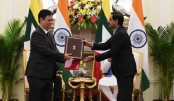 India, Myanmar sign six deals related to Rohingya issues