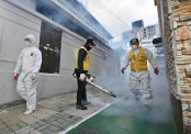 South Korea coronavirus cases pass 2,000: authorities