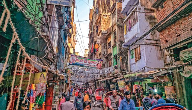 Redevelopment of Old Dhaka in limbo
