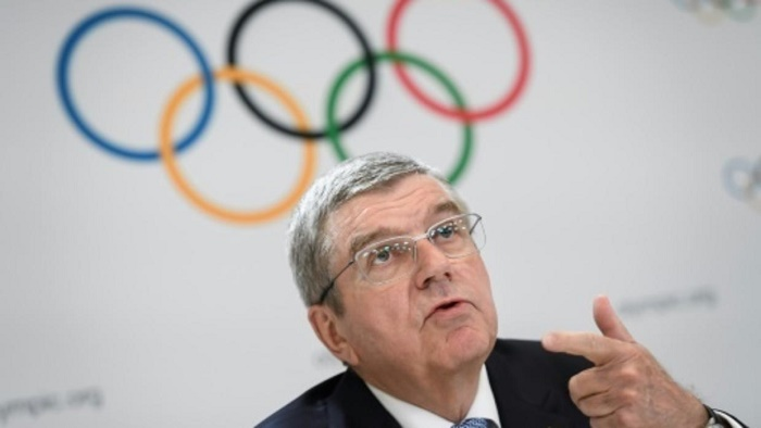 IOC 'committed' to Tokyo Games despite virus: Olympics chief