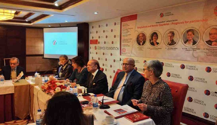 Cosmos Dialogue on Bangladesh's relations with Nordic countries begins in city