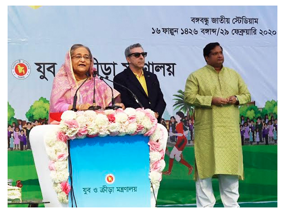 Sports, cultural practices alongside study indispensible: PM
