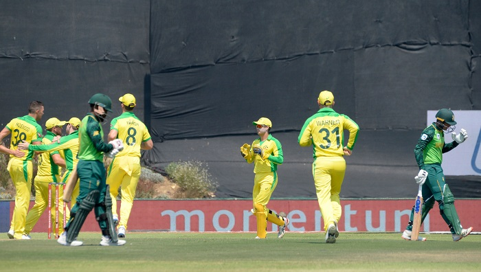 South Africa opt to bat in first ODI against Australia