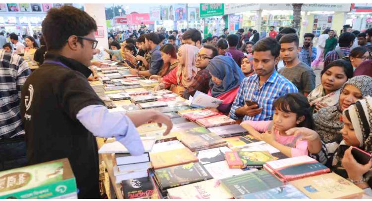 Curtain falls on Ekushey Book Fair