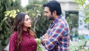 Apurba, Tanha pair up for 'Mithya Prem'