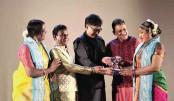 Dancer Dr Narthaki  Nataraj honoured