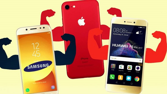 Apple, Samsung, Huawei,80 others accused of using forced Chinese labour
