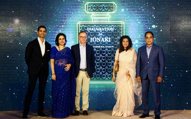 A brand new fragrance 'JONAKI' hits the city
