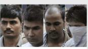 Judge stops hanging of 4 Delhi gang-rape convicts till further orders