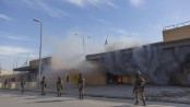 Two rockets hit Iraqi capital's Green Zone: security source