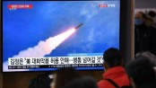 North Korea 'fires two missiles in first test of the year'