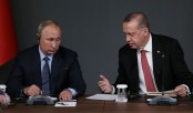 Erdogan says hopes for Syria ceasefire deal in Putin talks