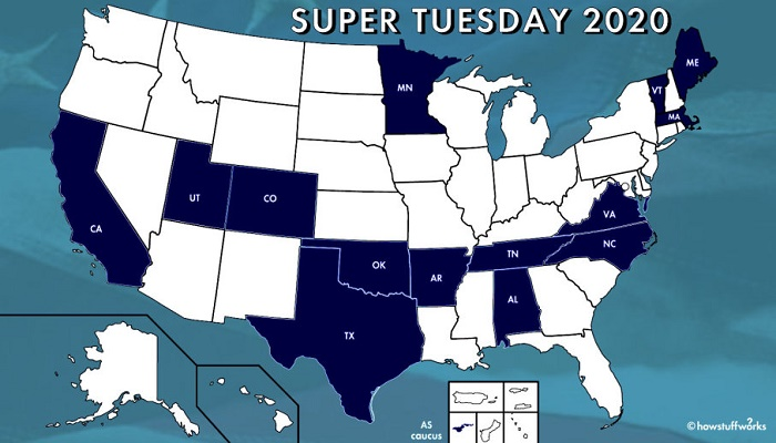 What is Super Tuesday and how does it work?