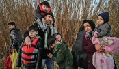 Child dies in  migrant ship  sinking off  Lesbos