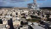 Syria regime fire kills 9 civilians in Idlib: monitor