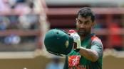 Tamim ton guides Bangladesh to 322-8 against Zimbabwe
