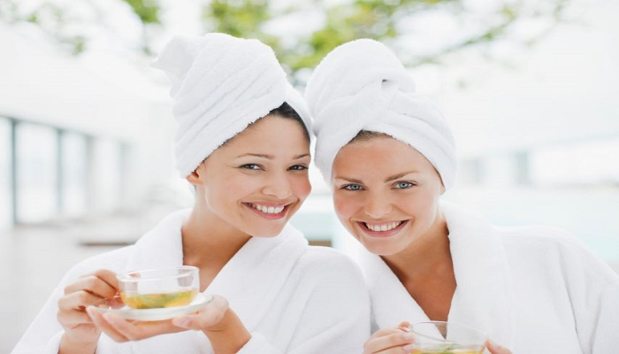 Indulge in some relaxing beauty care ideas on International Women's Day