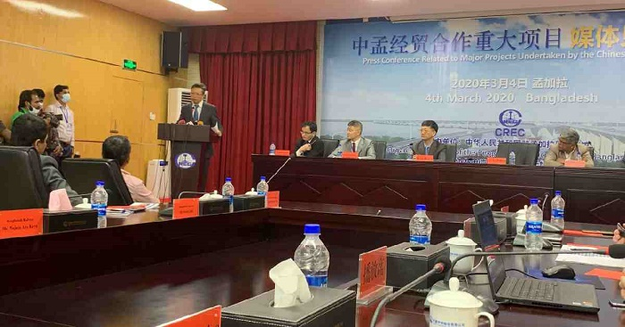 Dhaka, Beijing to reach new climax in economic, trade cooperation: Envoy