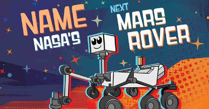 NASA to reveal name of latest Mars rover