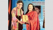 Afzal Hossain receives Golam Mustafa Memorial Award 2020