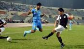 Abahani crushes Mohammedan 4-0 in Titans battle