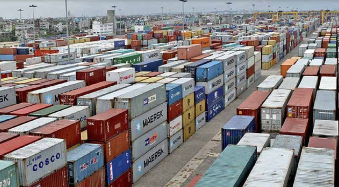 Export earnings fall by 4.79 pc in eight months