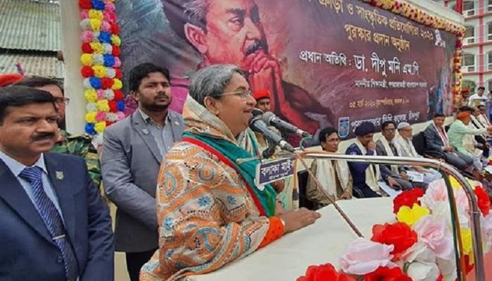 New curriculum to abolish group system: Dipu Moni