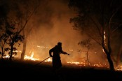Climate change hiked Australia fire risk 30%: scientists