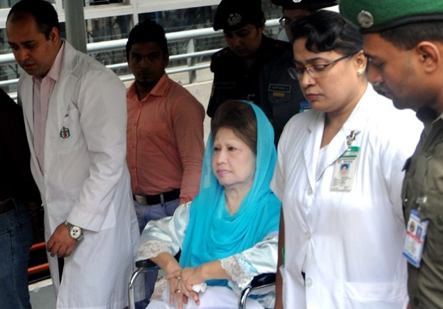 Family wants Khaleda Zia's release on humanitarian ground