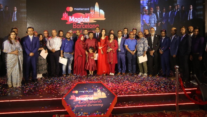 Mastercard announces winners of 'Magical Barcelona' campaign
